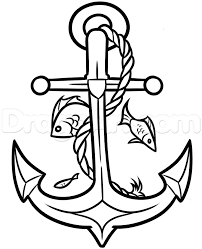 anchor tattoo drawing lesson step by step tattoos pop culture