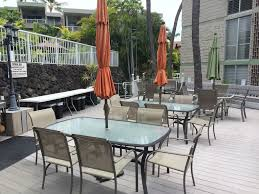 table and chair rentals big island marvelous views and great reviews 2 br 2 bath newly renovated