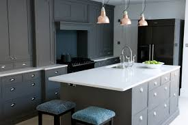 Gray Kitchens Newport In Dark Grey Sola Kitchens Sola Kitchens Drömstigen