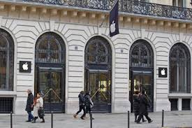 paris apple store france plans to sues google apple