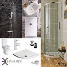 Shower Packages Bathroom Shower Enclosure Suites Bathroom Suites Bathroom Packages