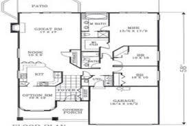 craftsman bungalow floor plans 17 open floor plans small house bungalow home design 81