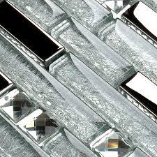 glass tile kitchen backsplashes pictures metal and white backsplash ideas marvellous glass and metal backsplash glass and
