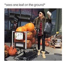 Autumn Meme - 25 memes that are way too relatable if you love fall halloween