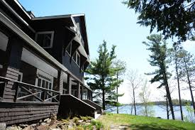 buck island jayne u0027s cottages luxury muskoka rentals