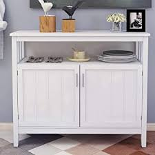 gremlin wheeled kitchen storage sideboard buffet cabinet white wood buffets sideboards white buffets