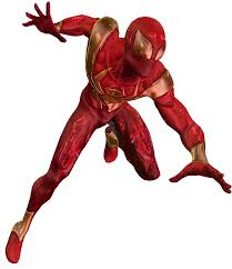 iron spiderman png images transparent free download pngmart