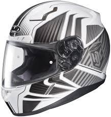 full face motocross helmets 86 73 hjc mens cl 17 redline full face helmet 2013 195920