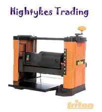 Triton Woodworking Tools South Africa by Planer Thicknessers Wood Power Tools Ebay