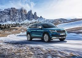 skoda kodiaq sportline skoda kodiaq sportline and kodiaq scout to debut at the geneva