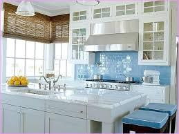 kitchen backsplash blue images of blue glass tile kitchen backsplash