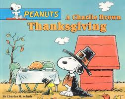 snoopy thanksgiving clip