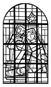 21 best stained glass coloring pages images on pinterest free