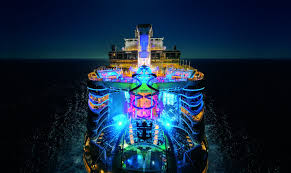 Map Of The Seas In The World by Announcing Our Newest Ship Symphony Of The Seas Royal Caribbean