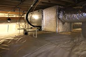 why insulate crawlspaces