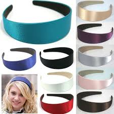 wide headband 14 color wide plastic headband hair band accessory wholesale lots