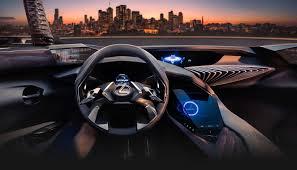 lexus yacht interior lexus ux concept car lexus uk