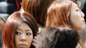 japanese hair uproar japan s brown hair registry mandate to dye hair black