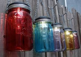 Mason Jar Lights 43 Mason Jar Crafts Diy Decorating Ideas For Outdoors
