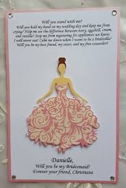 bridesmaid invitations uk will you be my bridesmaid invitations dress cards gift of
