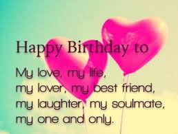 Happy Birthday Love Meme - happy birthday to love of my life greeting card for your him her