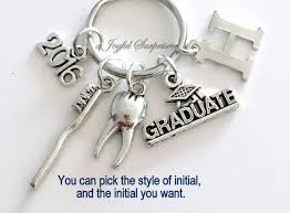 dentist graduation gift dental hygienist keychain gift for dental