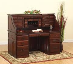 solid oak roll top desk deluxe amish roll top desk from dutchcrafters amish furniture