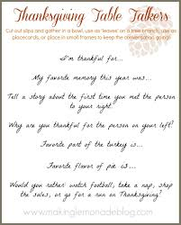 thanksgiving fun free printable thanksgiving table talkers print this out and