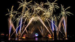 watch the disneyparkslive stream of u0027illuminations u0027 tonight at 8