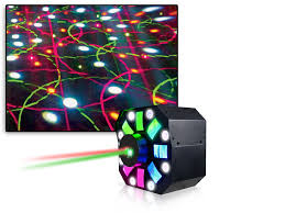 Laser Stage Lighting Outdoor by Professional Dj Multi Pattern Laser U0026 Led Stage Effect Light With