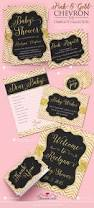 80 best pink and gold baby shower decorations images on pinterest