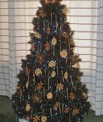 buy brown christmas tree chocolate truffle artificial brown christmas tree treetopia
