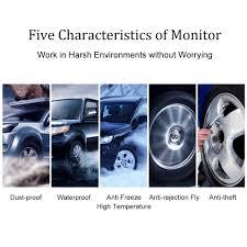 nissan armada tire pressure screen careud u906c auto wireless tpms tire pressure monitoring system