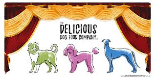 the delicious dog food company
