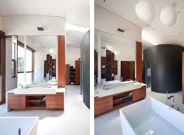Sweet Ideas  Walk In Closet With Bathroom Combination Design - Closet bathroom design