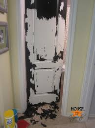 How To Paint An Interior Door Most Epically Horrendous Diy Disaster To Date