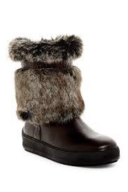 ugg sale junior aquatalia kamila faux fur trim weatherproof boot nordstrom rack