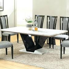 black marble dining table set round marble dining table for 6 china china cheap marble top dining