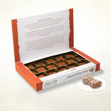 amazon com ethel m chocolates almond butter krisp candy gift box