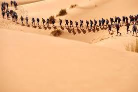 marathon des sables 2016 toughest race in the world across the