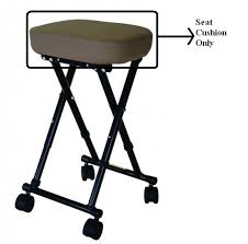 Rolling Bar Stool Replacement Seat For Portable Rolling Stool Rolling Stools And