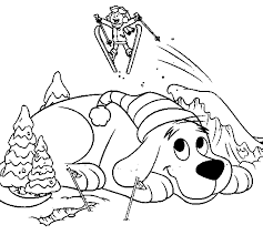winter coloring pages 10 u2013 coloringpagehub