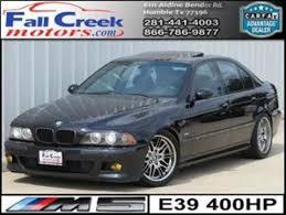 bmw m5 98 2001 bmw m5 for sale carsforsale com