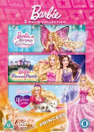 barbie complete classic movie collection dvd zavvi