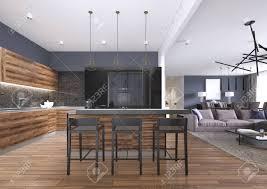 modern black kitchen cabinets modern kitchen with wood and gloss black kitchen cabinets kitchen