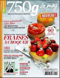 magazine de cuisine la presse cuisine entre crise et renouveau ocpopocpop