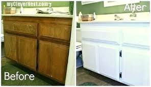 bathroom cabinets painting ideas how to paint your bathroom cabinets michaelfine me