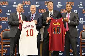 cavs announce multi year extension of cleveland clinic partnership