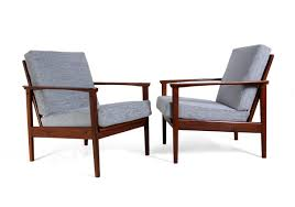 Armchairs Nz Pair Of Teak Armchairs Danish C1960 The Furniture Rooms