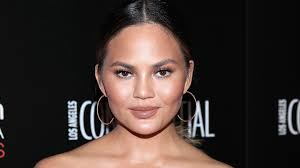 milf nip slip chrissy teigen suffers nsfw wardrobe malfunction at the super bowl